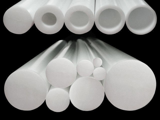 PTFE VIRGIN sheets and rods